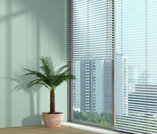 Aluminium Vertical Blinds