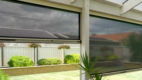 Outdoor Blinds Central Coast