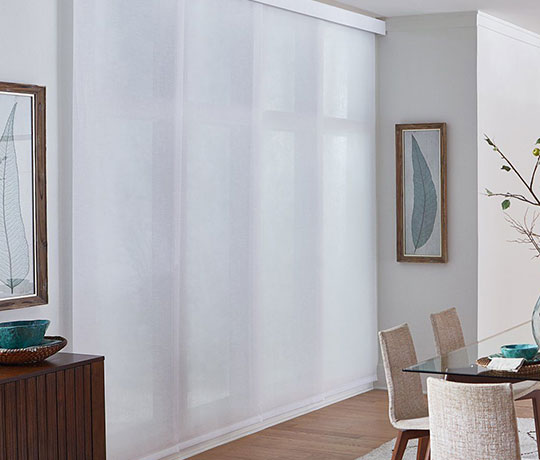 Panel Blinds NSW