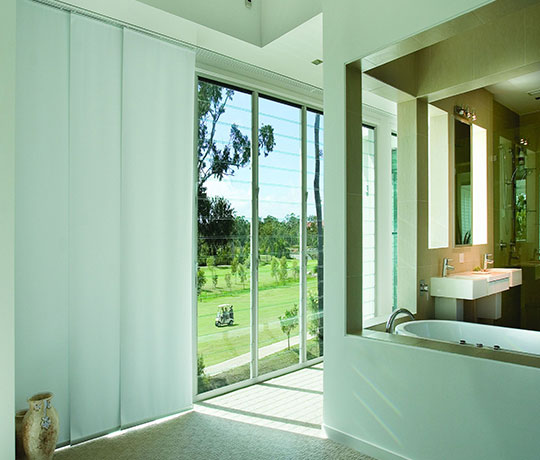 Panel Blinds Central Coast